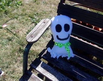 ghost plush toy, Halloween ghost plushie, plush toy, childrens stuffie, Halloween toy