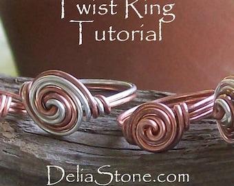 Twist Ring Tutorial