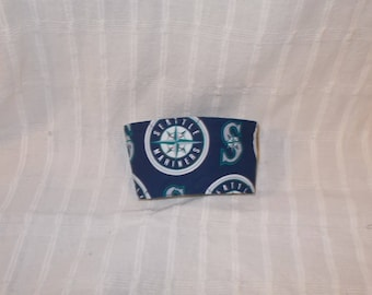 Seattle Mariners Coffee Cup Cozy