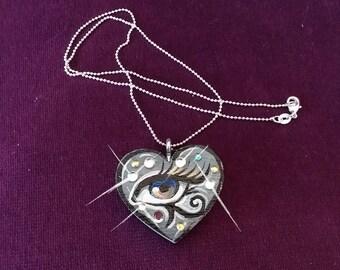 Eye am Heart Chain
