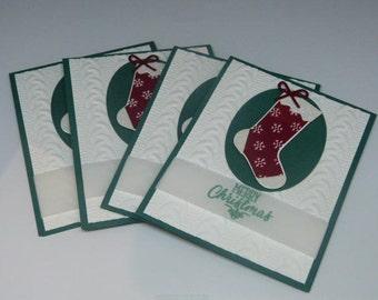 Christmas Card Set, Handmade