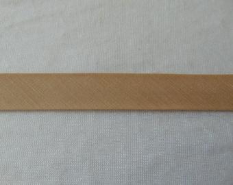 Plain, beige through dark, width 40/20 mm (P007)