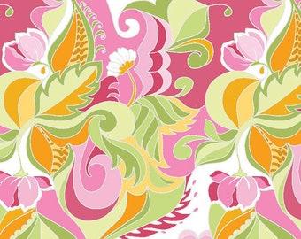 Riley Blake Designs Lila Tueller extravaganza pink