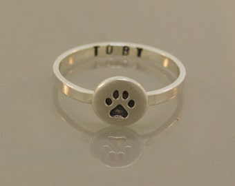 The Paw Ring Customized