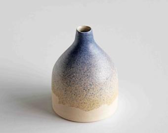 Ceramic Sunset Bottle Vase - RANGE