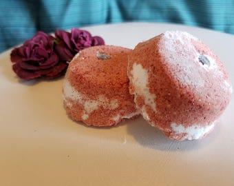 Christmas Peppermint Bath Bomb Mini's (6 Pack)