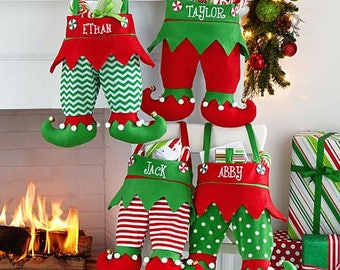 Elf Stockings ***see description for inventory*****