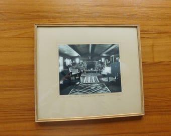 Stan Kershaw Antique Photograph Wapiti Wyoming