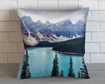 Moraine Lake Pillow