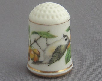 Franklin Thimble - Tufted Titmouse (Garden Bird Series)