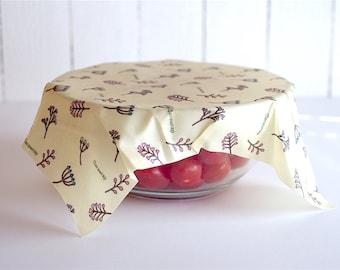 Beeswax wrap | Gift for Mom | Grandma Gift | Gift for Women | Sister Gift | Gift for Her