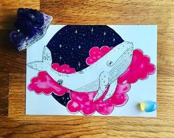 Galaxiewal Greeting Cards | Greeting Cards | Prints