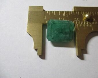 EMERALD BERYL NATURAL Mined Gemstone 13.10Ct  MF8514