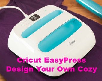 Easy Press Cozy - Design Your Own Quilted Dust Cover