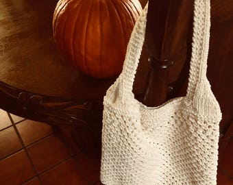"""The """"Conscientious Consumer"""" Tote Pattern"""