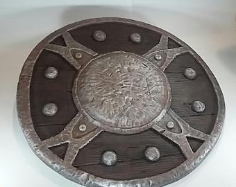 Iron Shield Replica, Skyrim