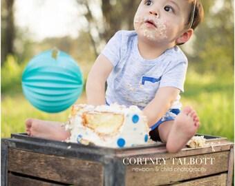 Boy Birthday Party Crown || First Birthday Crown Boy || 1st Birthday Boy Crown || Boy Birthday Hat || Little Blue Olive