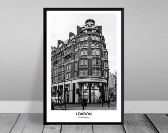 LONDON-Fashion in Knightsbridge