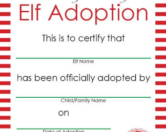 elf adoption