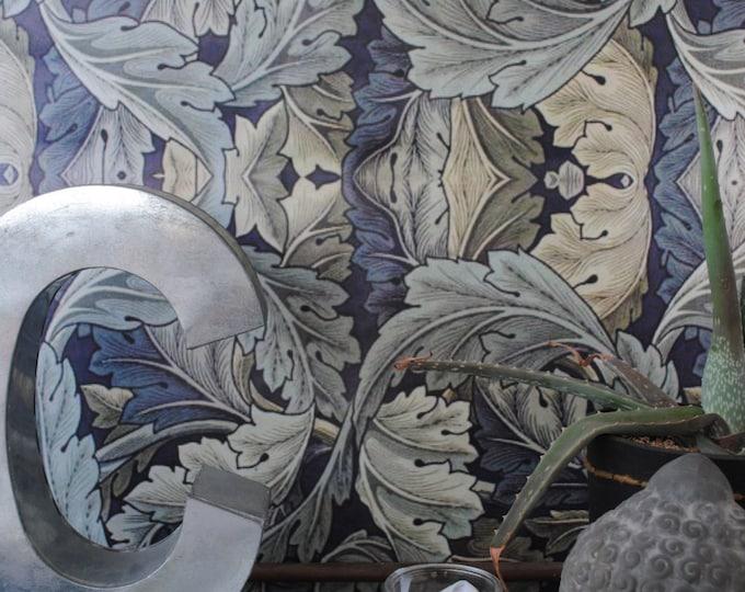 Arts and Crafts Wallpaper, William Morris Wallpaper, Victorian Wallpaper, Art nouveau, Vintage Paper, art nouveau print, art deco wallpaper