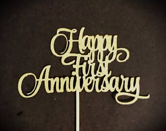 First anniversary etsy