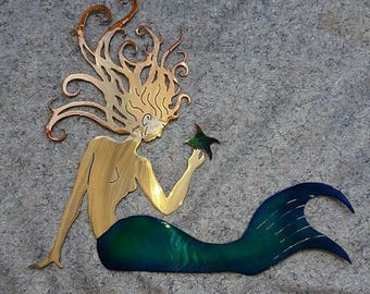 Mermaid Art Small