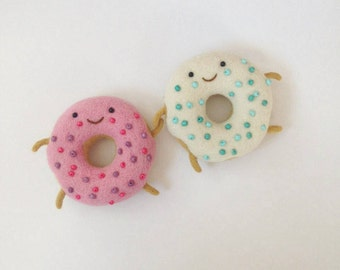 Lovely donuts couple)