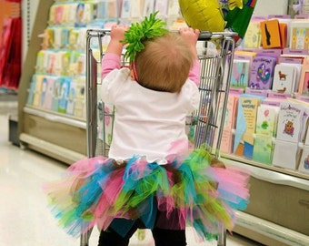 Design Your Own Custom Sewn Tutu - You Choose the Colors