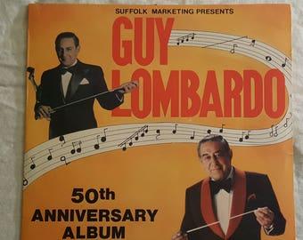 Guy Lombardo Vinyl LP