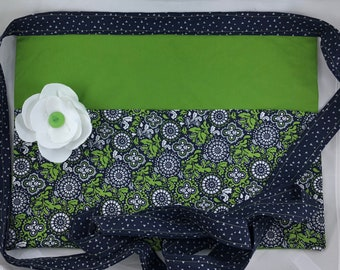 Half Apron with Pockets, Vendor Apron, Teacher Apron, Utility Apron, Waist Apron