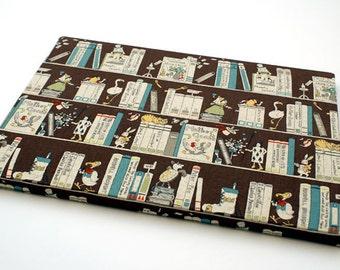 Fairy Tale Book Shop Brown Etoffe Fun Frame (400 x 300mm)