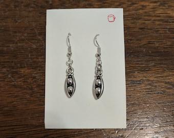 Peas in a Pod Mother's Day Earrings