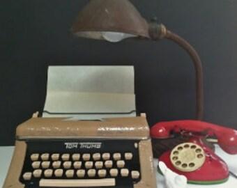 Vintage Tom Thumb Children's Typewriter
