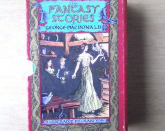 Fantasy Stories of George Macdonald (4 vols., The Wise Woman, The Golden Key, The Gray Wolf, The Light Princess)