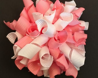 Pink and White Korker
