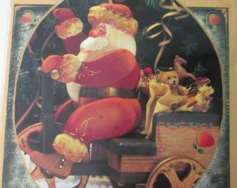 "K Vintage Decorative Tole painting "" Christmas Traditions Book 2"" 1994  used booklet 32 pages"