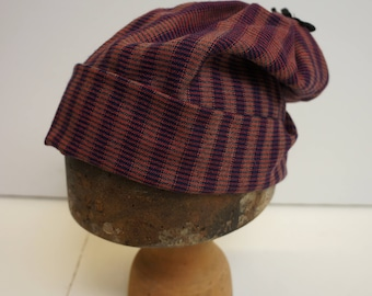 Men's 19th Century Victorian Night Cap/Relaxing Hat