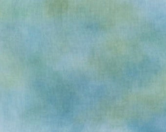 Special Order! 32 ct. Hand-painted Linen CROSSED WING COLLECTiON Morning Glory cross stitch fabric at thecottageneedle.com