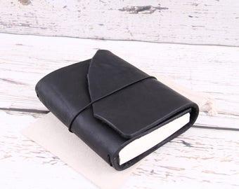 Traveler's notebook in Kodiak leather
