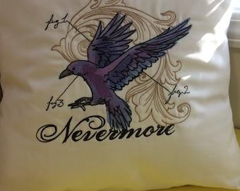 Beautiful Goth Pillow Case