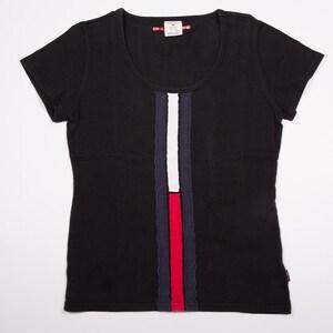 Vintage Tommy Hilfiger Black Tshirt Top