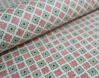 Tassotti Italian Decorative Paper - Diamond Pattern