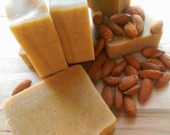 Chamomile and Almond milk Soap