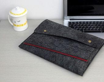 "Touch Bar 13"" Macbook Pro Sleeve , Felt 13 Macbook Pro Retina Sleeve , Touch Bar 15"" Macbook Pro Sleeve , Felt 15"" Macbook Retina Case #204"