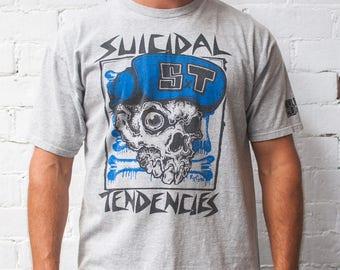 Suicidal Tendencies/Vans Collab T Shirt