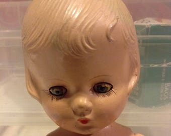 Antique Compo Patsy Look alike Doll