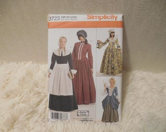 simplicity #3723 Andrea Schewe sewing pattern dress
