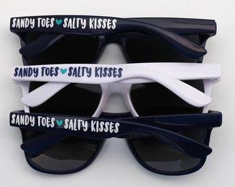 Personalized Sunglasses, Party Sunglasses, Bachelorette Party Favors, Custom Sunglasses, Girls Weekend, Wedding Favors, Destination Wedding