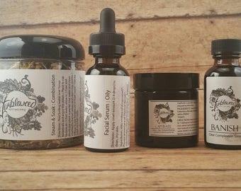 Beauty Bundle : Organic • Botanical Infused • Natural