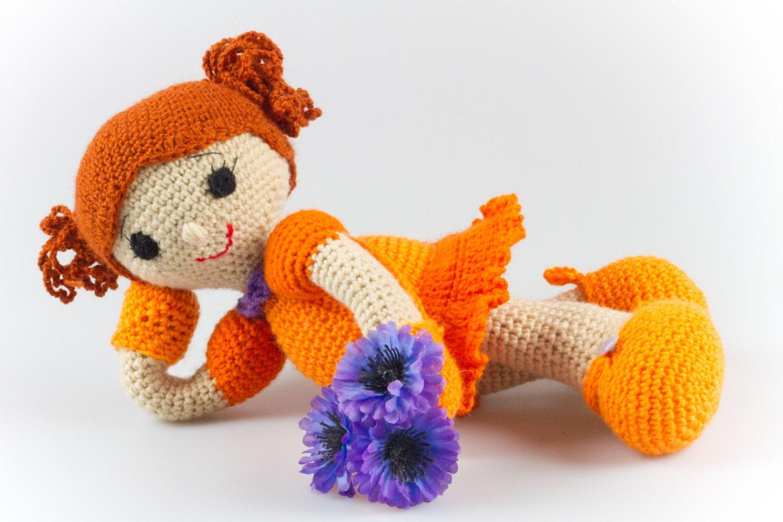 Amigurumi Dolls Free Patterns : Crochet amigurumi patterns dolls nutcracker sugar plum fairy
